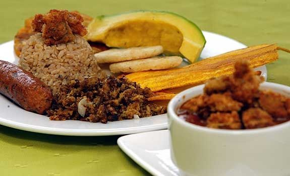 Alternativas vegetarianas en Colombia