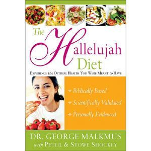 Book hallelujah diet plans menus